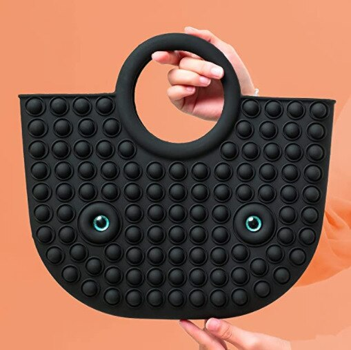 pop it beautiful bag fidget toy 2297 - Wacky Track