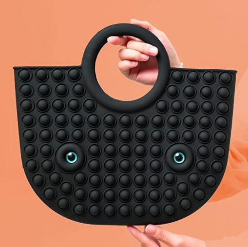 pop it beautiful bag fidget toy 2969 - Wacky Track
