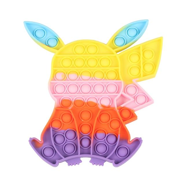 pop it beautiful bag fidget toy 5061 - Wacky Track