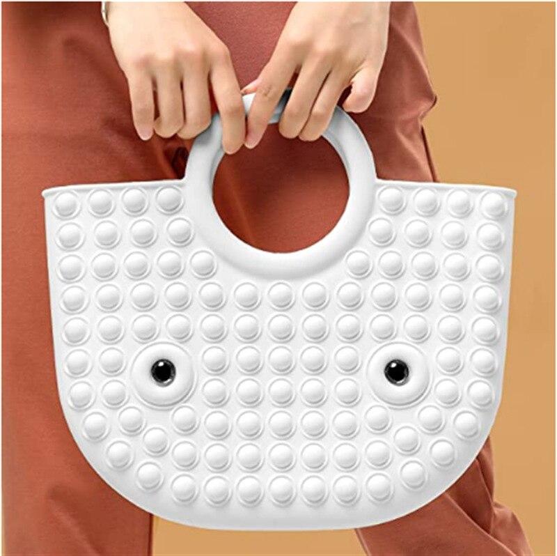 pop it beautiful bag fidget toy 7625 - Wacky Track