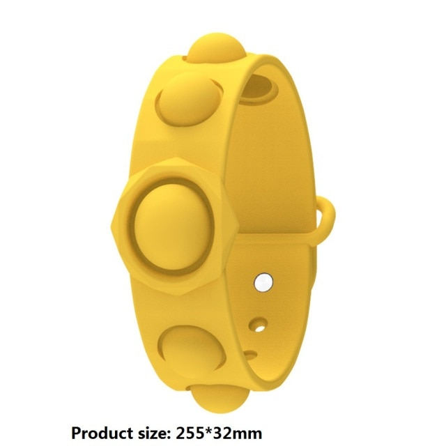 pop it bracelet fidget toys 1493 - Wacky Track