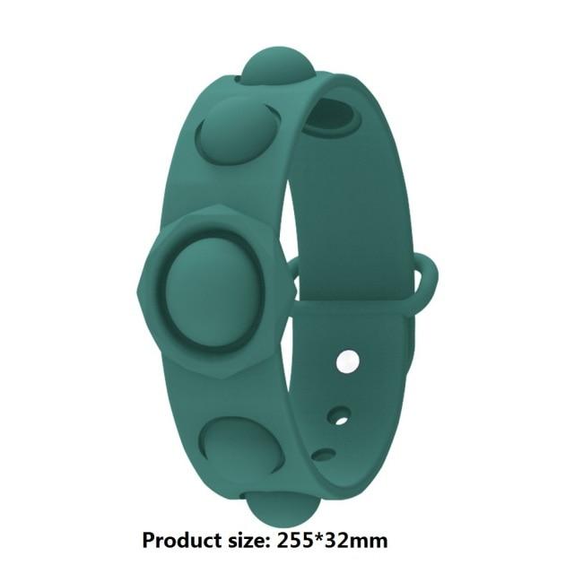 pop it bracelet fidget toys 2196 - Wacky Track