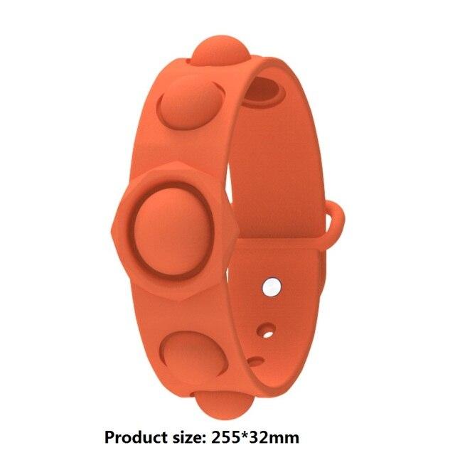 pop it bracelet fidget toys 5897 - Wacky Track