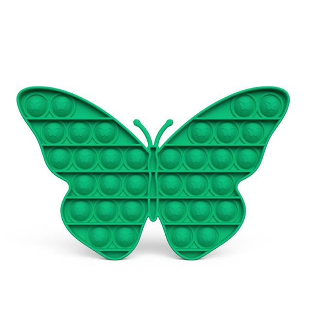 pop it butterfly anti stress fidget toy 4845 - Wacky Track