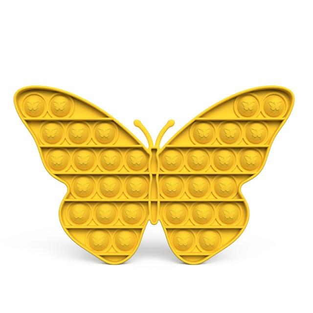 pop it butterfly anti stress fidget toy 7518 - Wacky Track