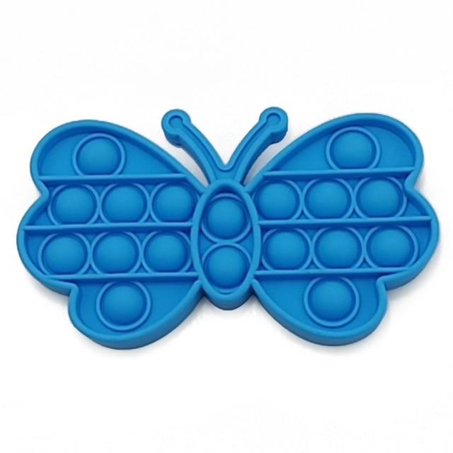 pop it butterfly fidget toys 4153 - Wacky Track