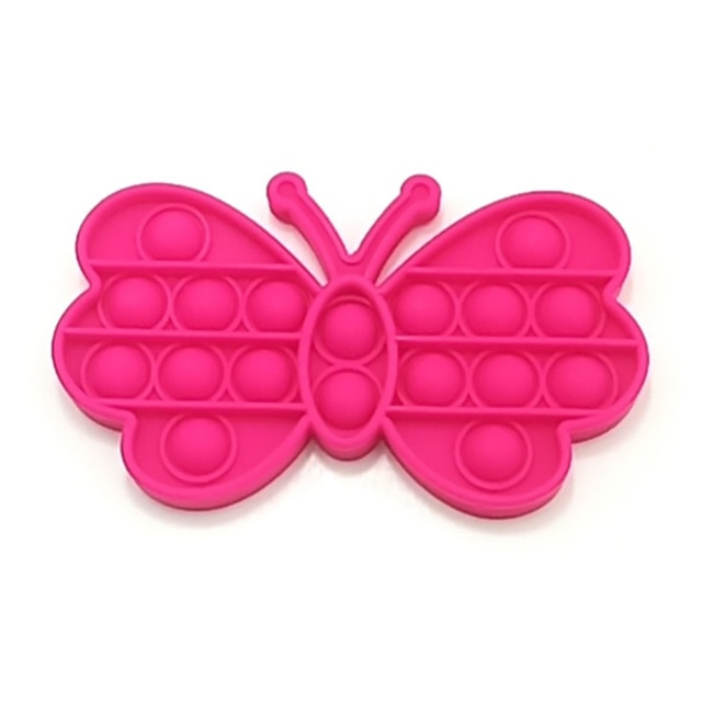 pop it butterfly fidget toys 7093 - Wacky Track