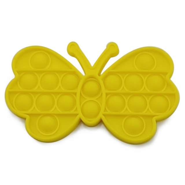 pop it butterfly fidget toys 7176 - Wacky Track