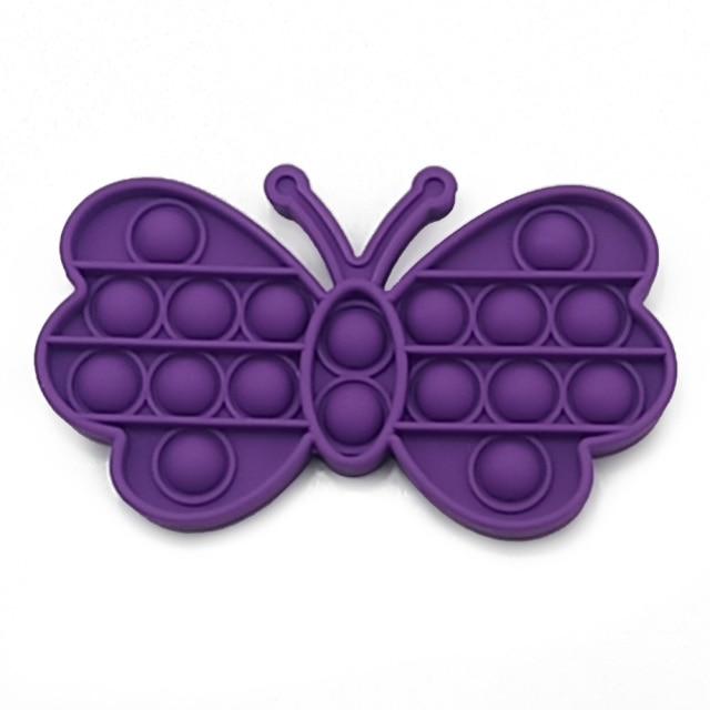 pop it butterfly fidget toys 8194 - Wacky Track