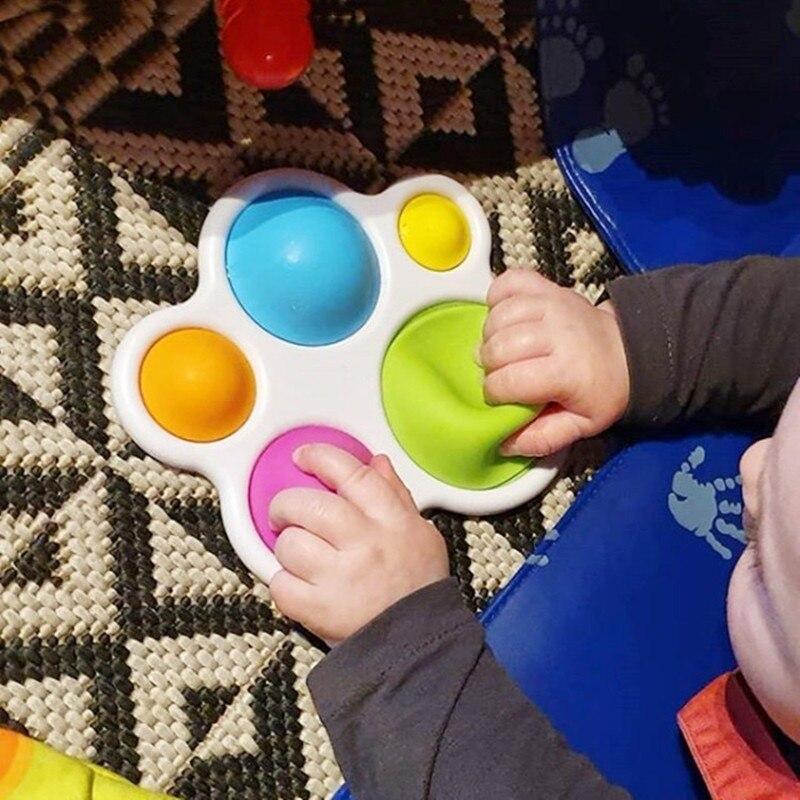pop it butterfly fidget toy 2140 - Wacky Track