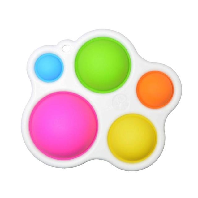 pop it butterfly fidget toy 7982 - Wacky Track