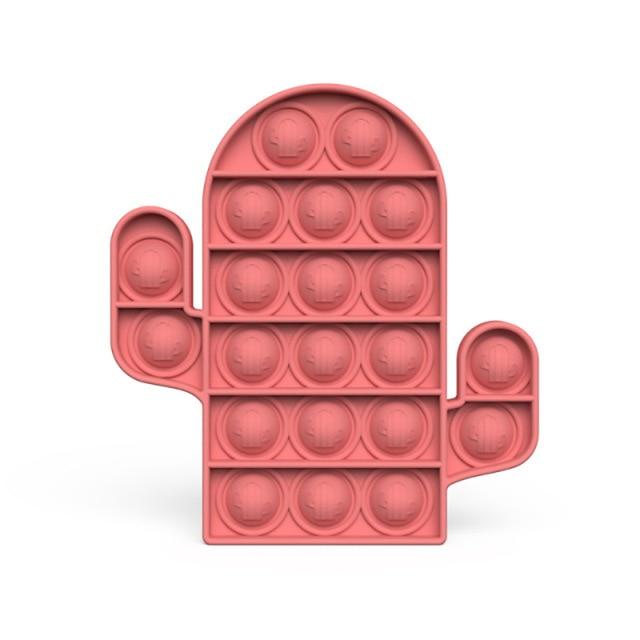 pop it cactus fidget toys 3039 - Wacky Track