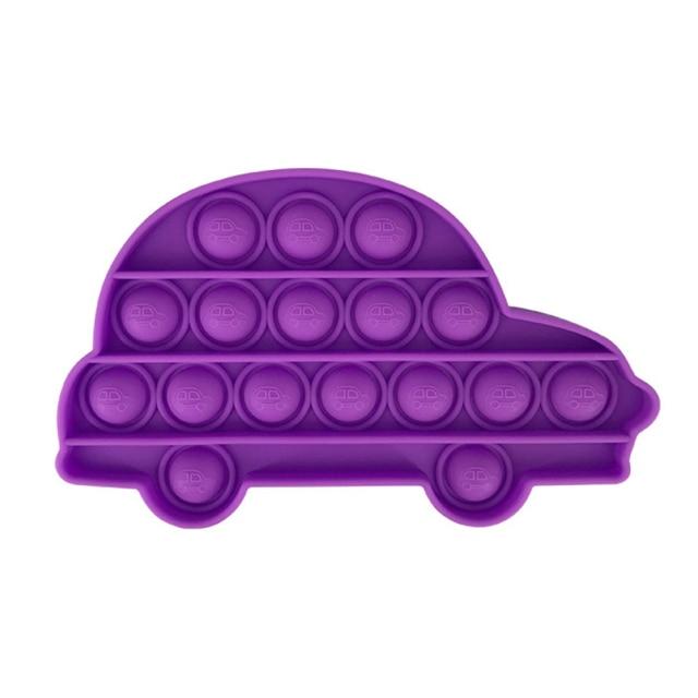 pop it car shape fidget toys 3967 - Wacky Track