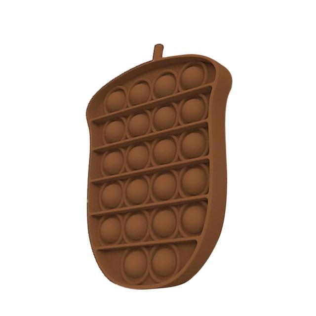 pop it chestnut toys for stress relief fidget toys 5861 - Wacky Track
