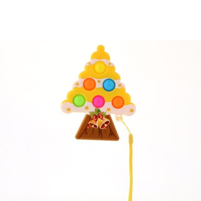 pop it christmas tree fidget toy 3355 - Wacky Track