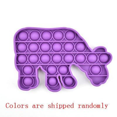 pop it cow fidget toy 6607 - Wacky Track