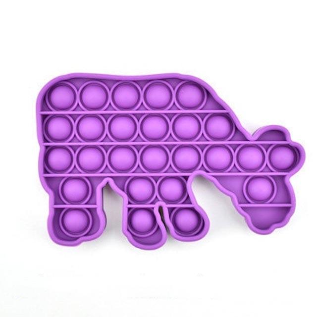 pop it cow fidget toy 7159 - Wacky Track