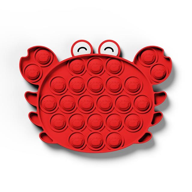 pop it crab pop it fidget toys 4021 - Wacky Track