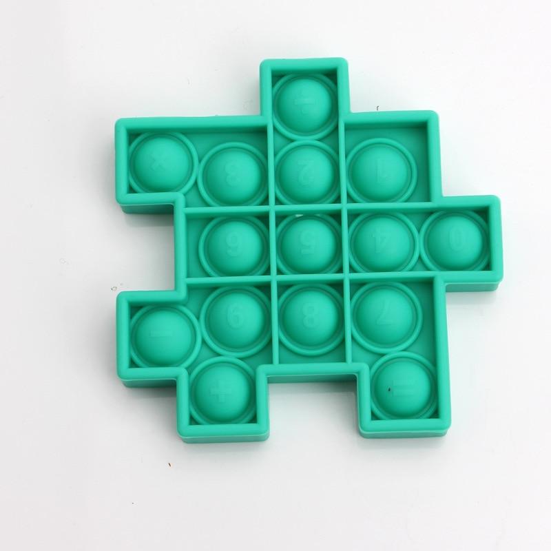 pop it cube fidget toys 6824 - Wacky Track