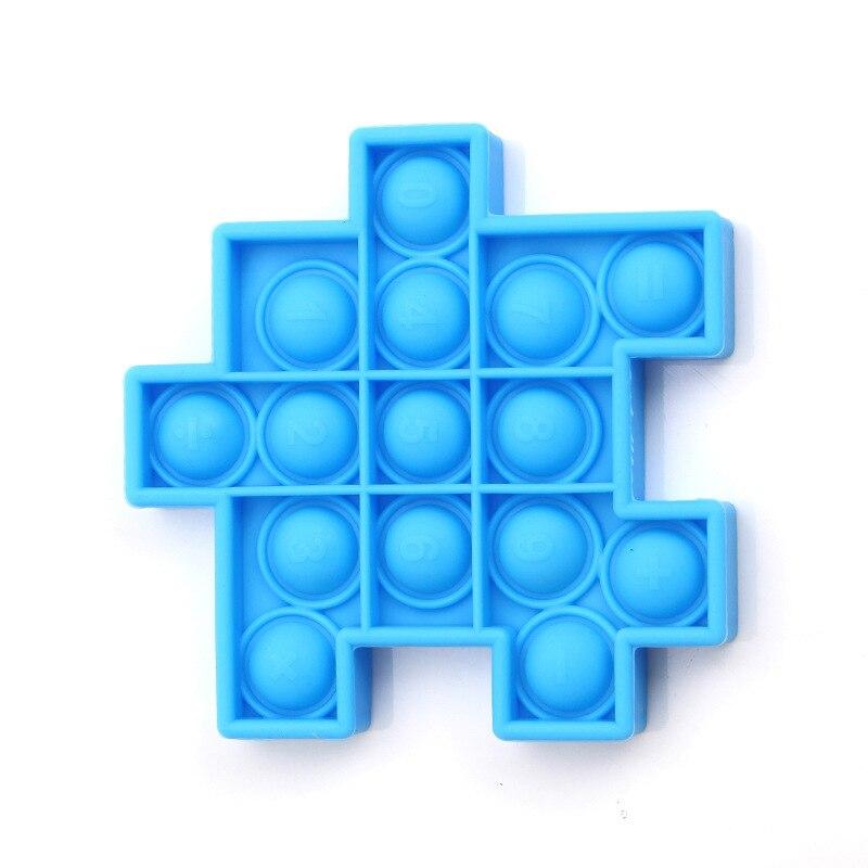 pop it cube fidget toys 8367 - Wacky Track