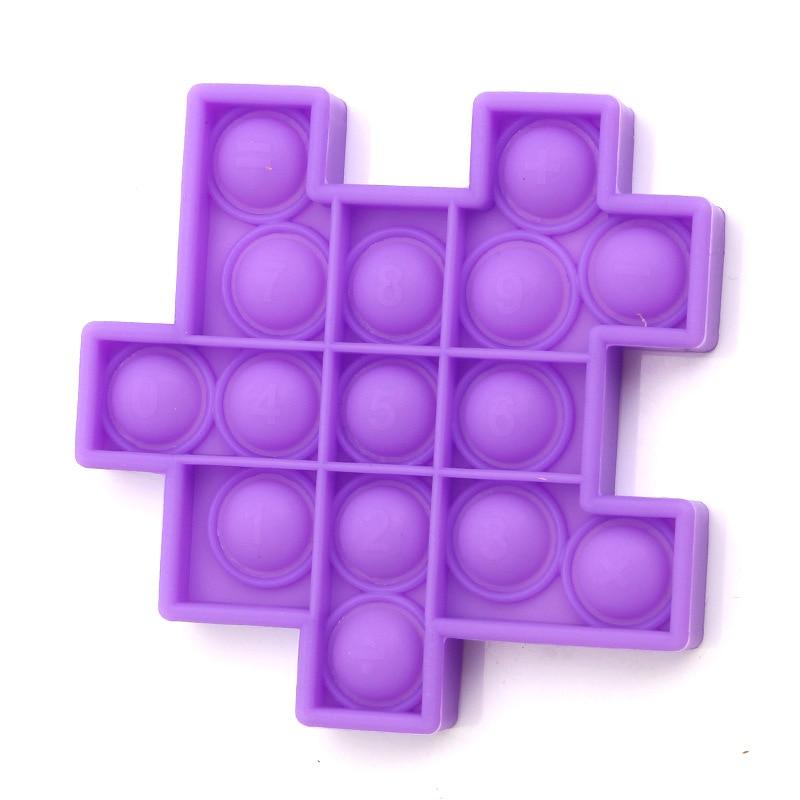 pop it cube fidget toys 8547 - Wacky Track