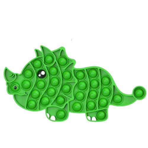 pop it cute dinosaur popping fidget anti stress toys 6548 - Wacky Track