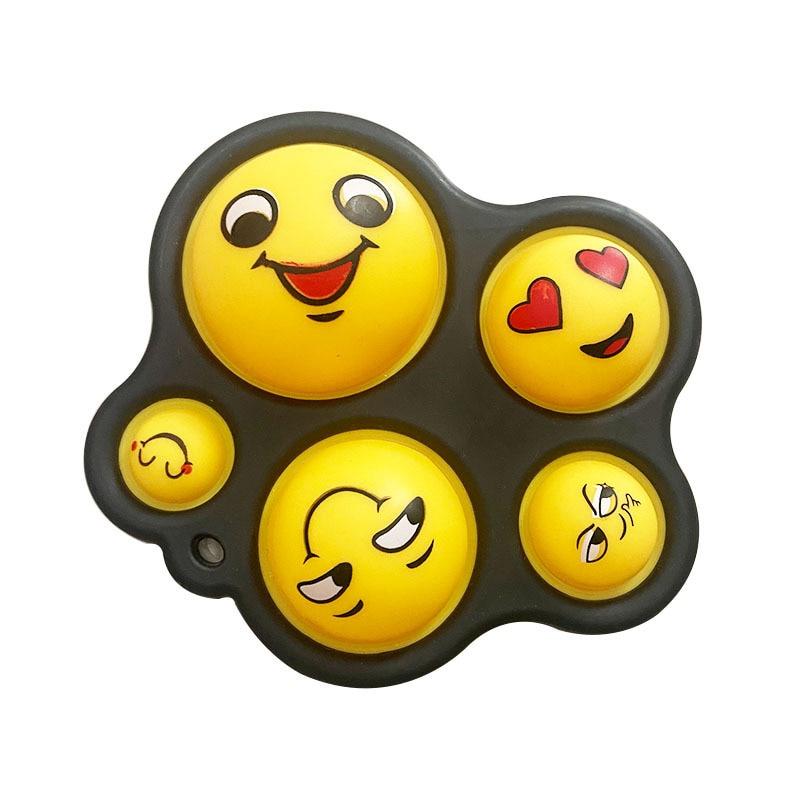 pop it cute faces fidget toy 6165 - Wacky Track