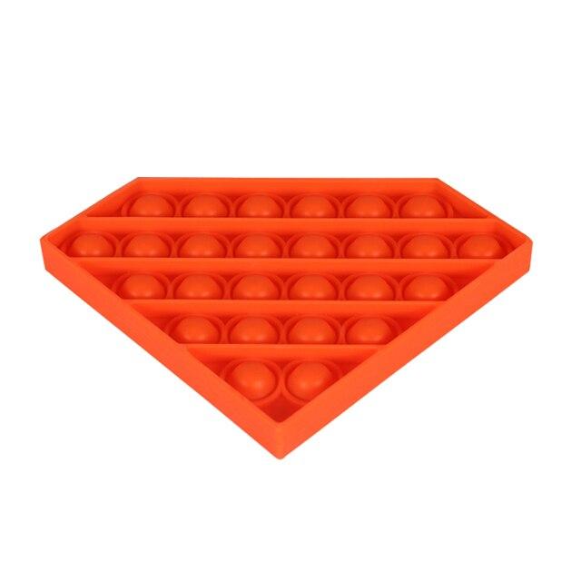 pop it diamond fidget toys 4729 - Wacky Track