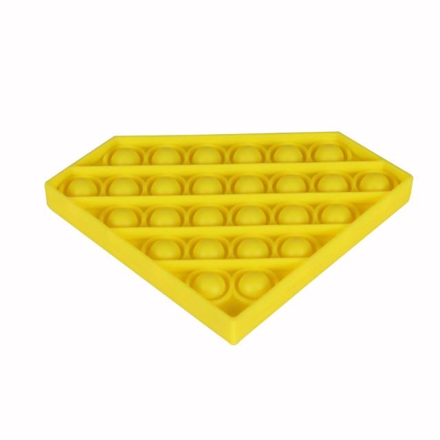 pop it diamond fidget toys 8081 - Wacky Track
