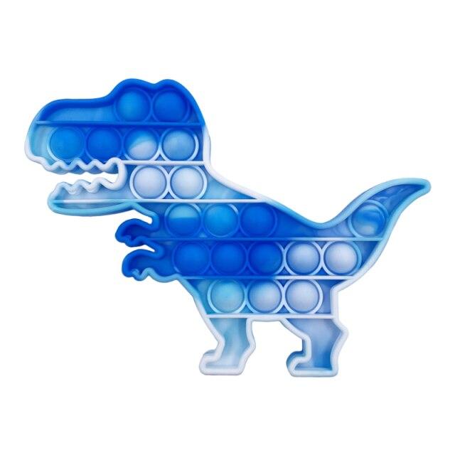 pop it dinosaur fidgets toys 3616 - Wacky Track