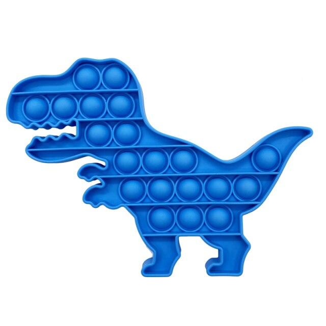 pop it dinosaur fidgets toys 3981 - Wacky Track