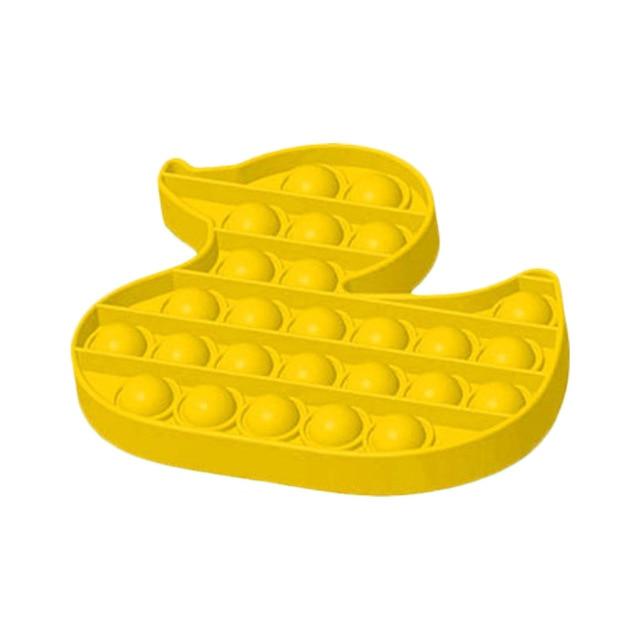 pop it duck fidgets toys 2532 - Wacky Track