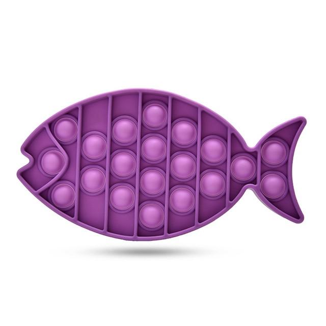 pop it fish fidget toys 2846 - Wacky Track