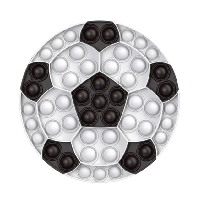 pop it football fidget toy 5101 - Wacky Track