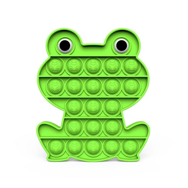 pop it frog fidget toys 4868 - Wacky Track