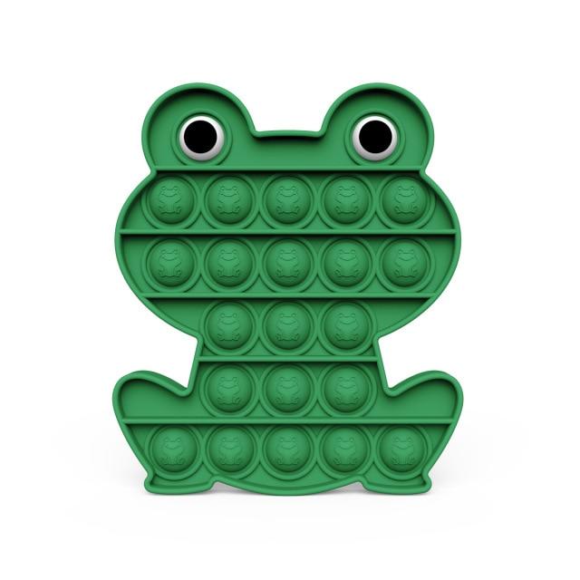 pop it frog fidget toys 8579 - Wacky Track