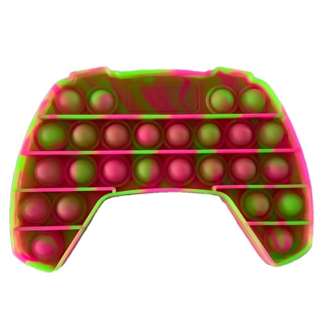pop it gamepad fidget toys 2518 - Wacky Track