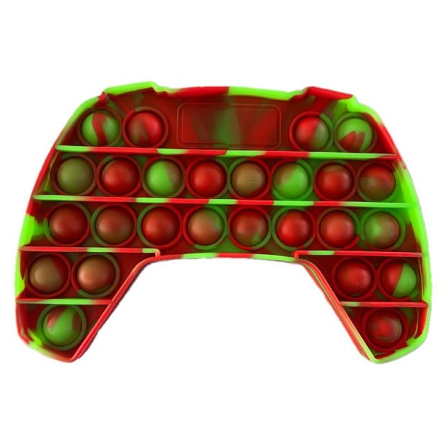 pop it gamepad fidget toys 4162 - Wacky Track