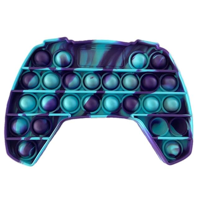 pop it gamepad fidget toys 5703 - Wacky Track