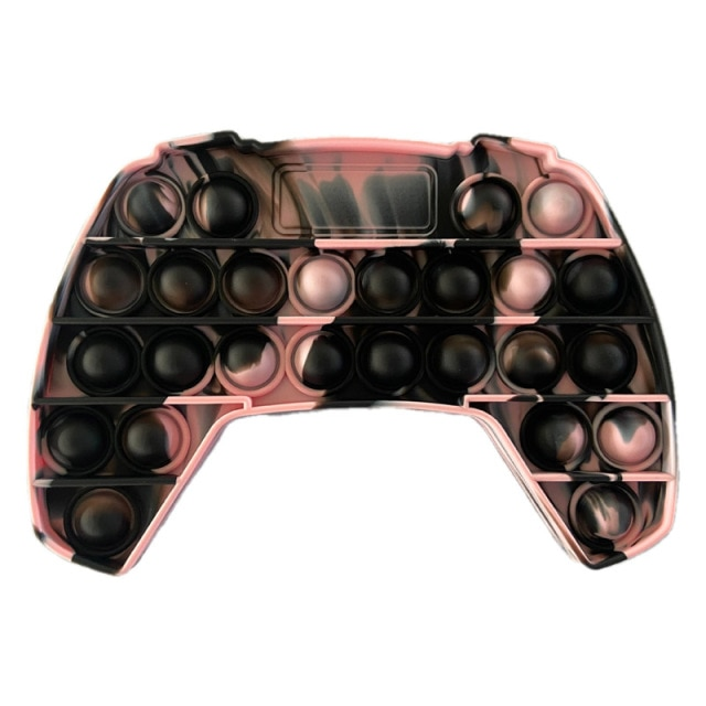 pop it gamepad fidget toys 7423 - Wacky Track