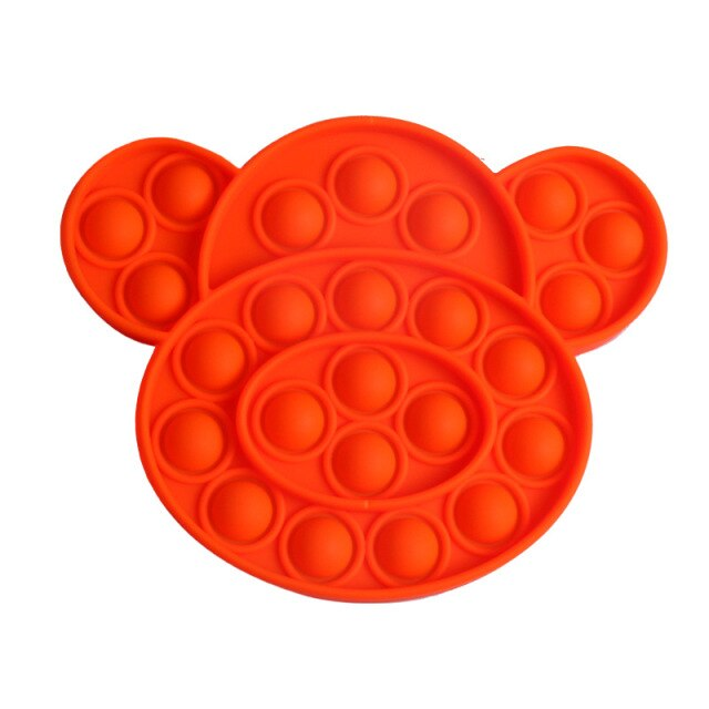 pop it gorilla fidget toy 3944 - Wacky Track