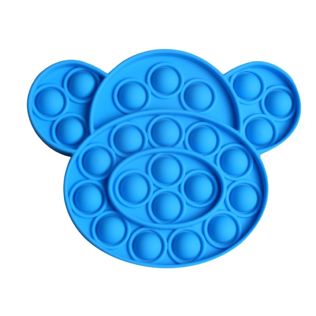 pop it gorilla fidget toy 6659 - Wacky Track