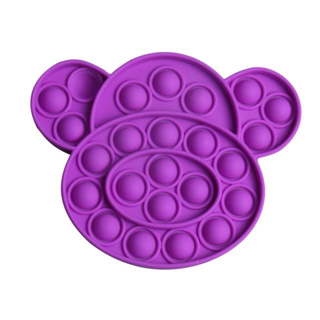 pop it gorilla fidget toy 7268 - Wacky Track