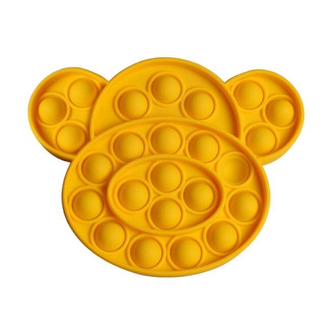 pop it gorilla fidget toy 7433 - Wacky Track