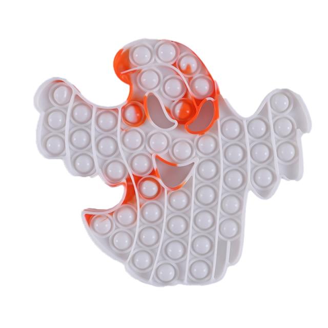 pop it halloween ghost fidget toy 7088 - Wacky Track