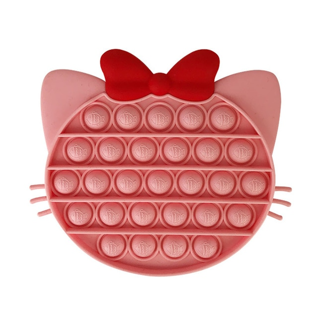 pop it hello kitty fidget toys 2333 - Wacky Track