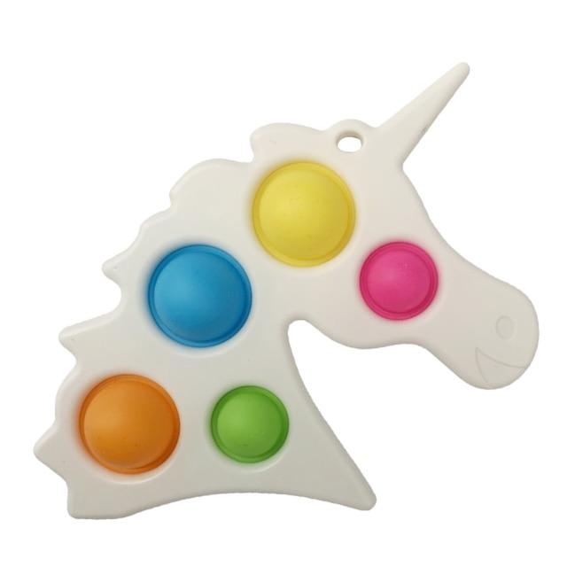 pop it horse fidget toy 1133 - Wacky Track