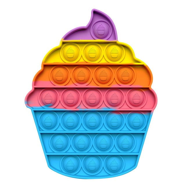 pop it ice cream fidgets toys 3955 - Wacky Track