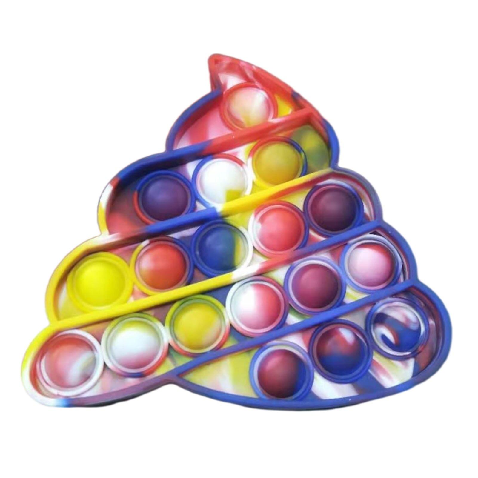 pop it ice cream board fidget toys 2157 - Wacky Track