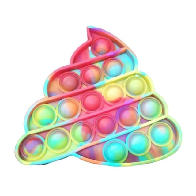 pop it ice cream board fidget toys 4200 - Wacky Track